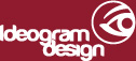 Website created; maintained and hosted by Ideogram Design