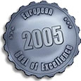 European Seal Of Excellence in Multimedia 2005