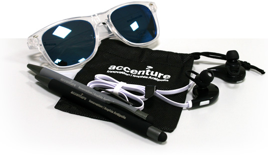 Goodies Accenture Sophi Antipolis