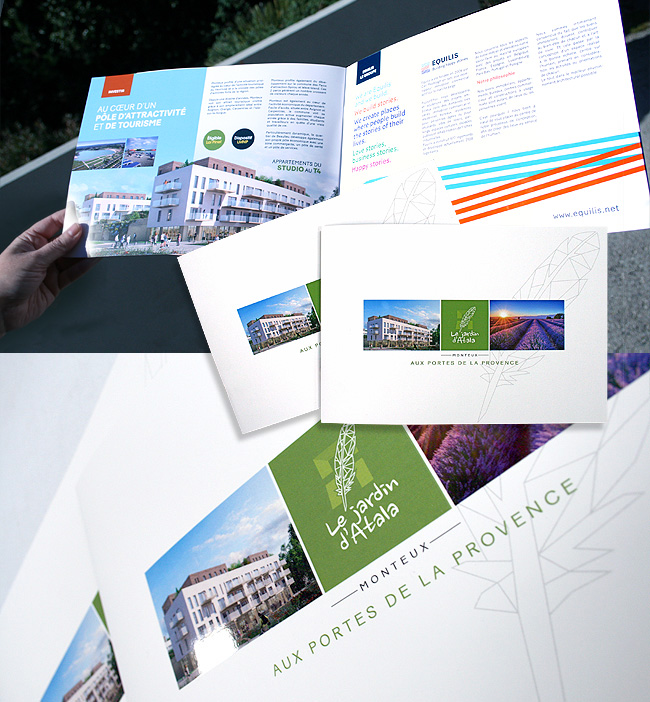 Brochure programme immobilier