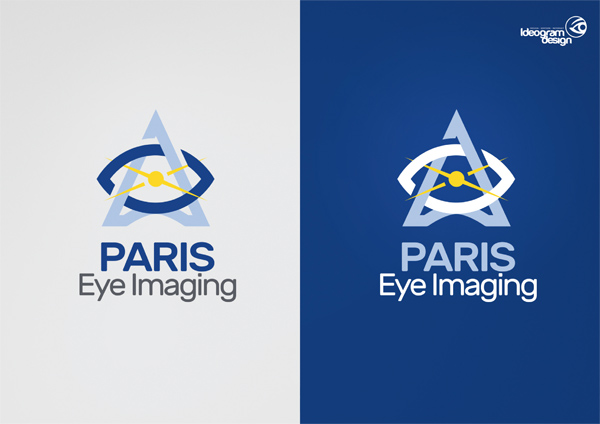 Logo Paris Eye Imaging
