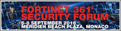 361° Security Forum Fortinet